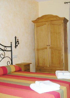Habitaciones confortables y grandes